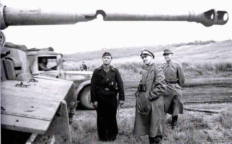 """Не силой - так хитростью. Как наши танкисты расплатились с """"бешеным фрицем"""""""