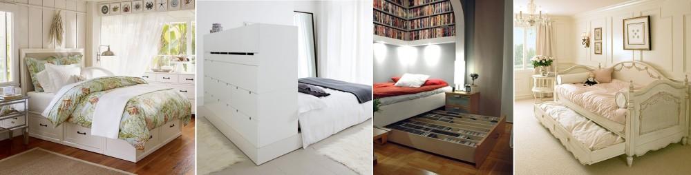 Место для встроенного шкафа: 7 вариантов - 14