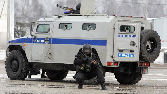 «Родина» хочет дать полицейским право стрелять в гостей столицы