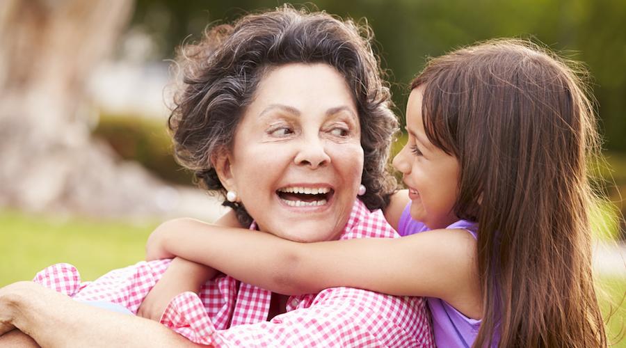 Чего не стоит говорить ребенку о бабушке