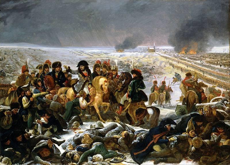 Положение России после Фридландского разгрома история