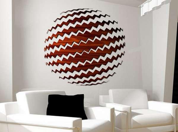 современные панно на стену, фото 40
