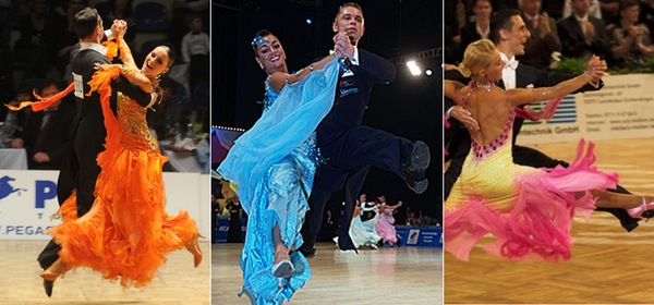 История квикстепа - самого быстрого бального танца