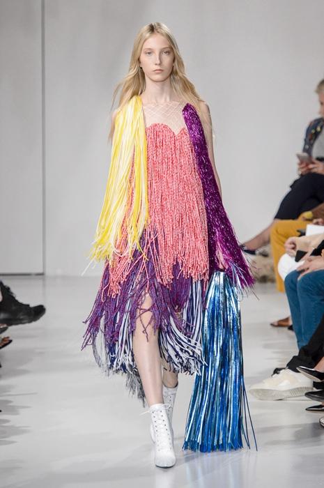 Современная мода сезона весна-осень 2018