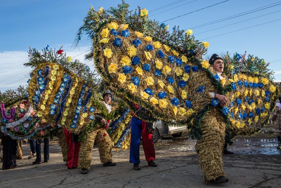 Фестиваль Маланка или встреча Старого Нового года