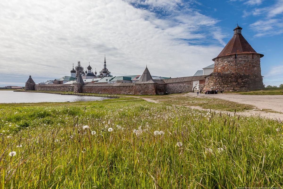 Внимательно посмотрим на Соловки красивые места планеты