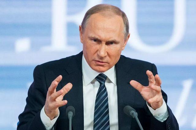 Российский президент все-так…