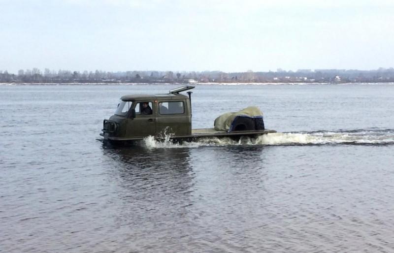 Возвращение советского шнекохода: новый снегоболтоход ЗВМ-2901 идет в серию ЗВМ-2901, снегоболтоход, шнекоход