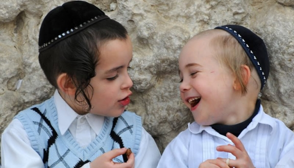 Почему еврейские дети станов…