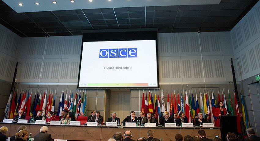 Россия жёстко отчитала Прибалтику и Украину в ОБСЕ