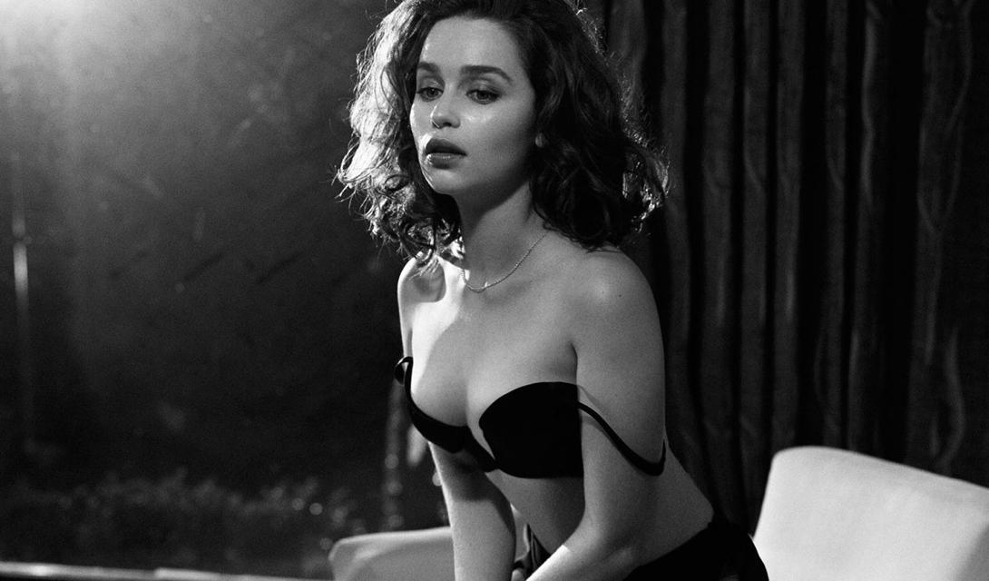 Эмили Кларк: самая сексуальная девушка в мире
