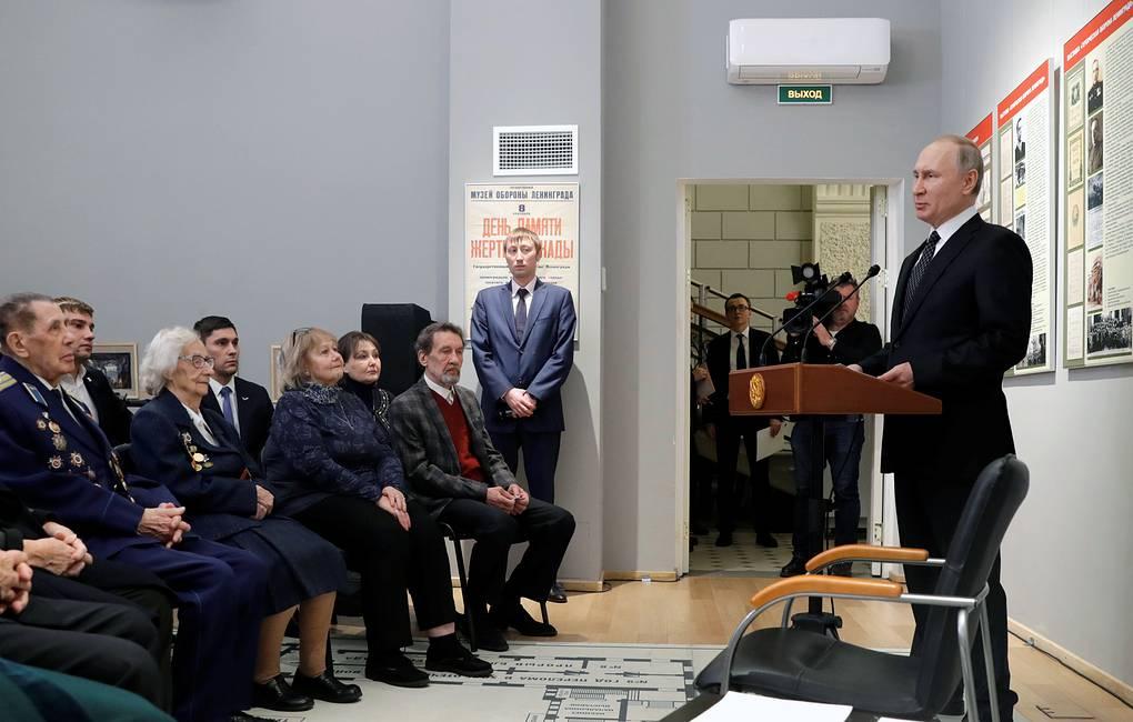 """Путин назвал """"моральными уродами"""" выступающих против поддержки семей с детьми"""