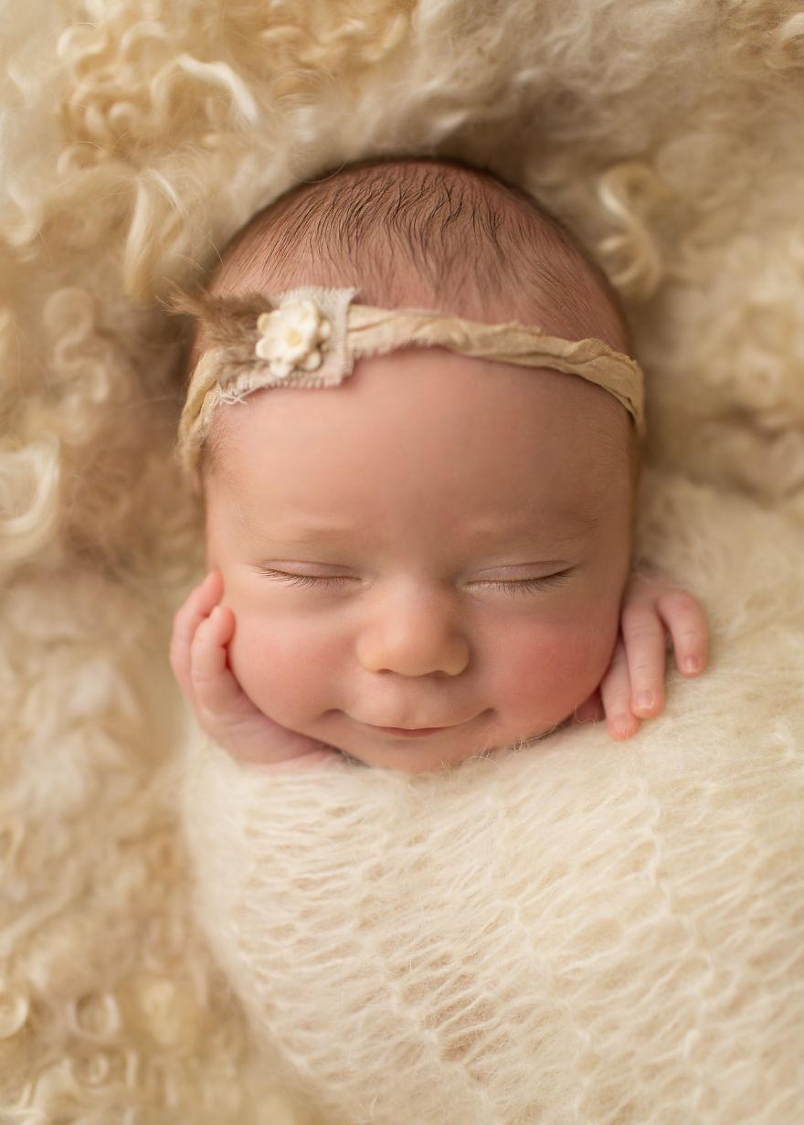 Улыбки малышей - позитив на весь день