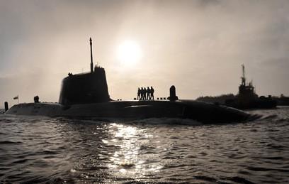 СМИ: у берегов Швеции обнаружена российская подлодка