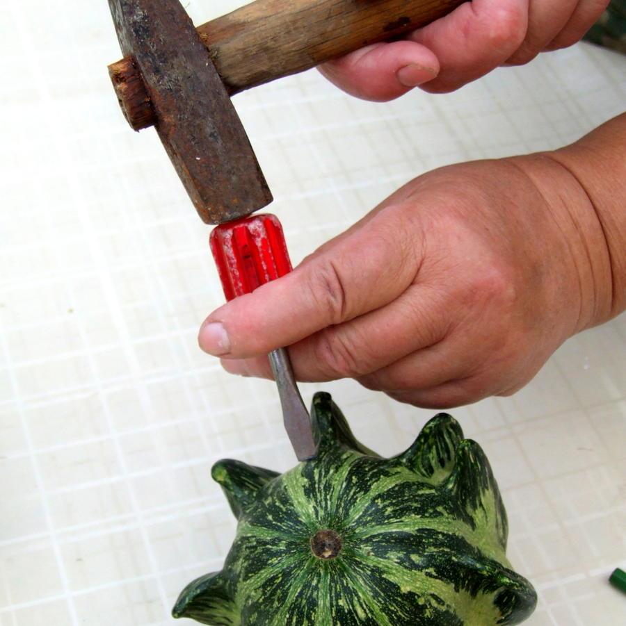Урожай для декора: украшаем дачный домик декор,для дома и дачи,урожай
