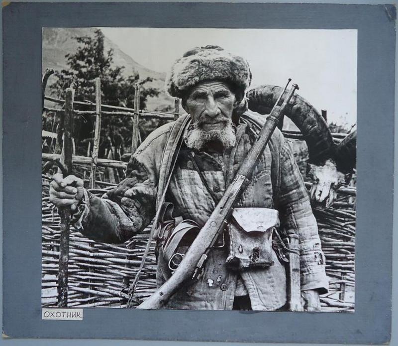 Снимки 1960-70-х годов фотографа-этнографа Георгия Аргиропуло 25