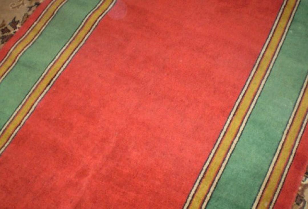Очень популярны были красные ковровые дорожки. Фото horde.me