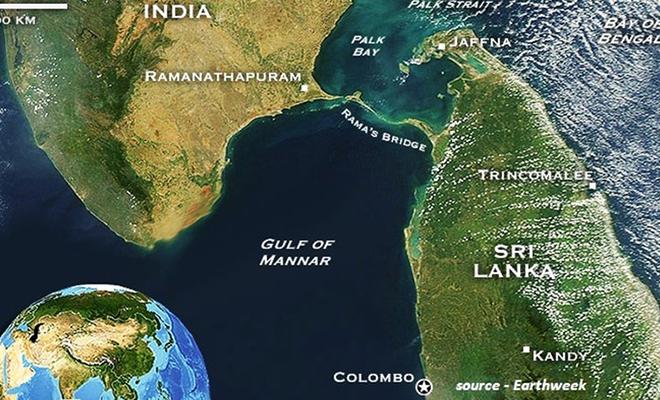 Археологи нашли на дне моря похожее на мост образование, созданное 1.7 млн лет назад Культура