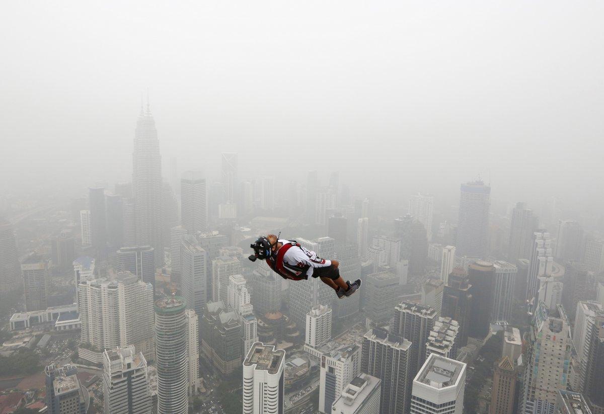 всегда картинка падения с высоты пейзажей