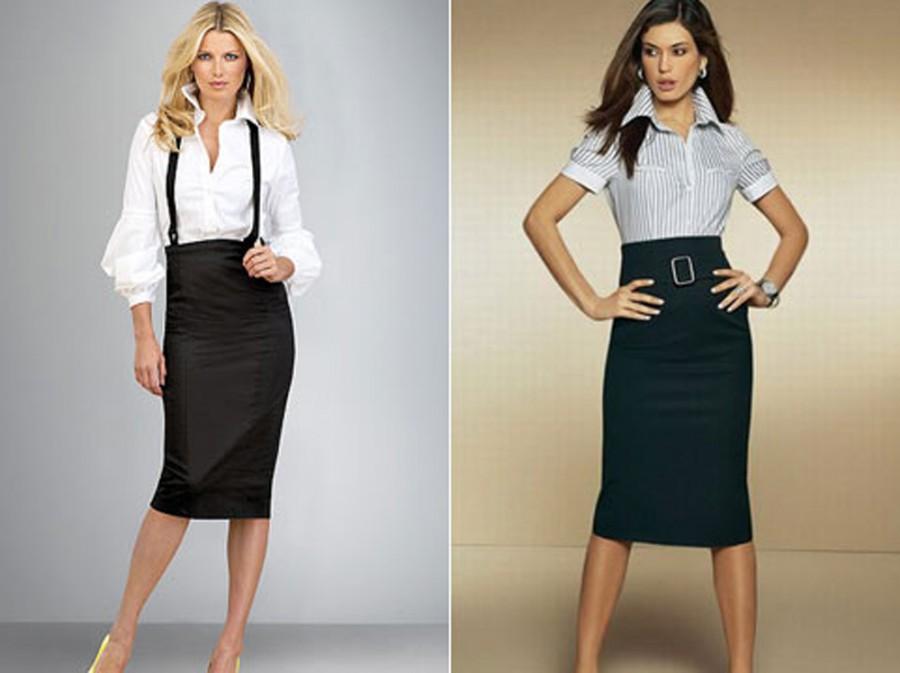 Пять модных трендов которые делают настоящую бизнес-леди . (Мнение обычного мужчины.)