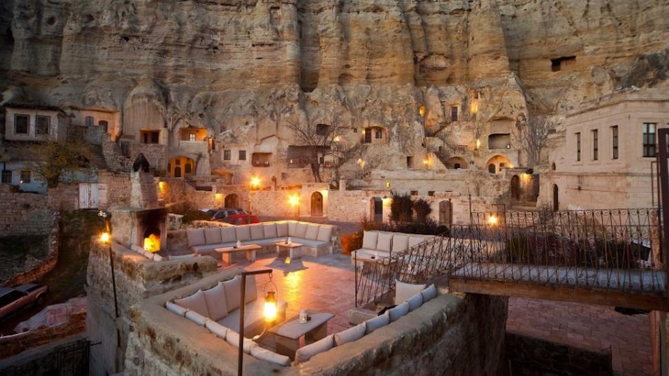 Удивительные дома-пещеры – древние и вдохновлённые «Властелином колец» Толкиена