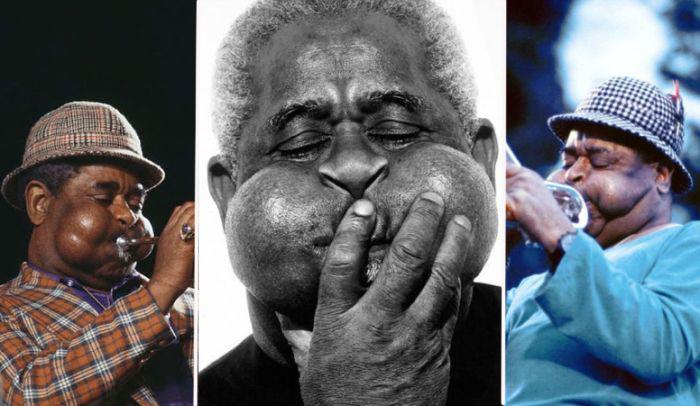 Легенда джаза Диззи Гиллеспи: Как огромные щёки помогли виртуозу-хулигану стать знаменитым