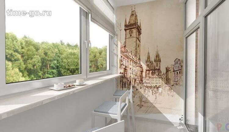 Балкон должен быть для уюта, а не для хлама! 5 классных идей