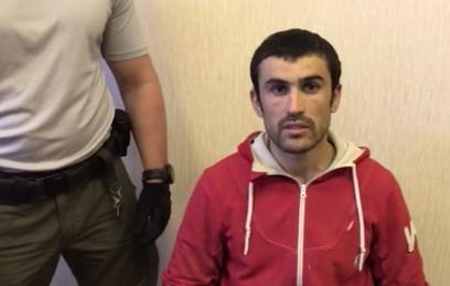 Видео задержания планировавших атаки в Москве террористов