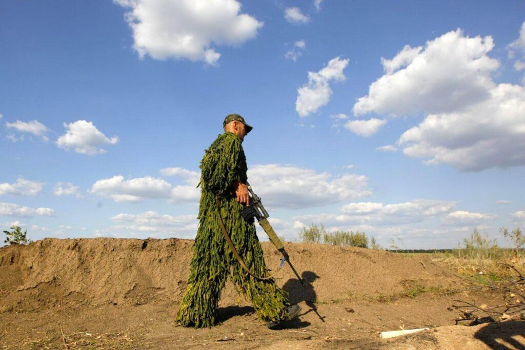 Ополченцы Донбасса подверглись нападению снайперов ВСУ