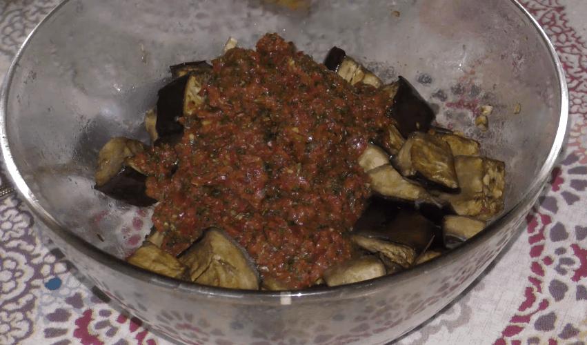 Непривычный рецепт приготовления баклажанов, который придется вам по вкусу