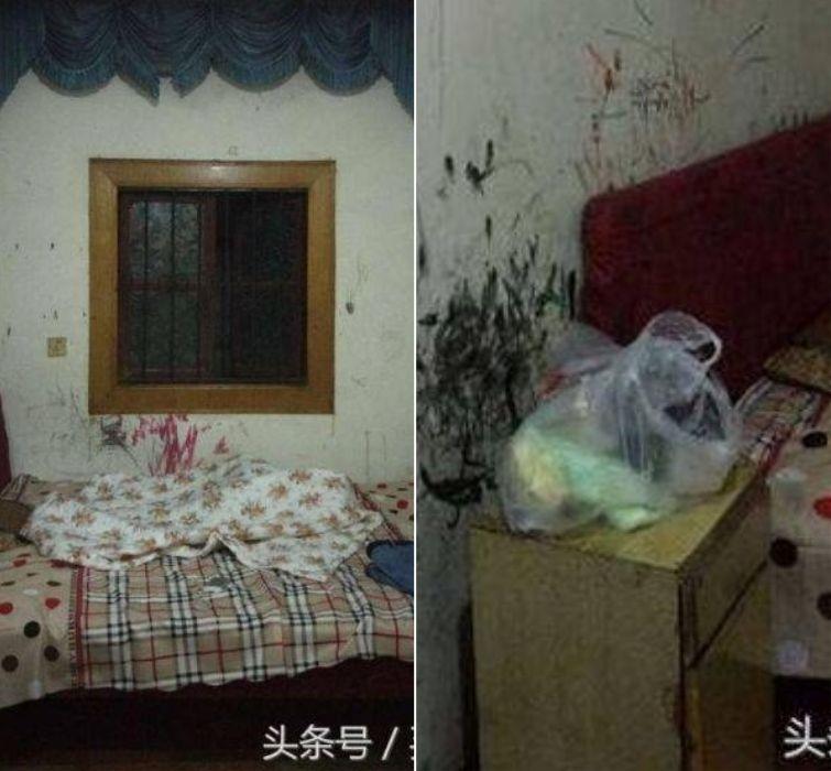 Так выглядела комната у предыдущего жильца, девушка засучила рукава и привела в восторг соседей