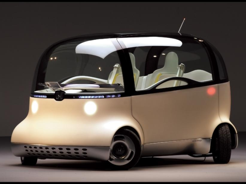 Самые причудливые автомобили