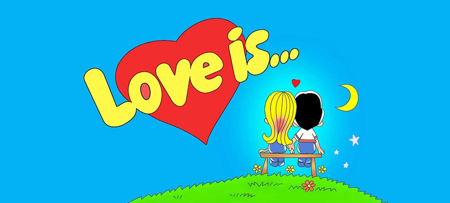 Любовь. Как это происходит у…
