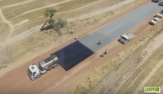 Как делают дороги в Австралии