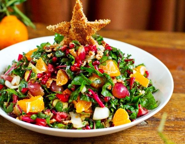 Топ-10 новогодних салатов!!!
