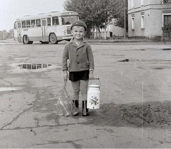СССР. Наши детские воспоминания