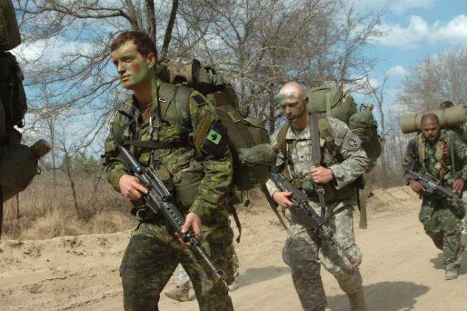 Как выявляют слабаков в армии США