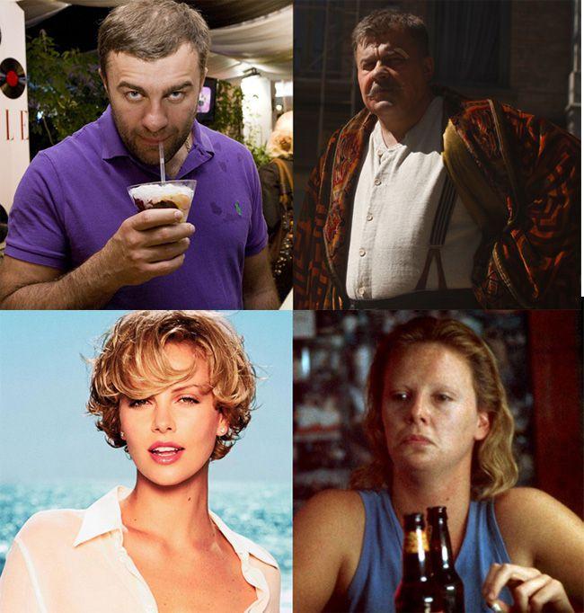 Актеры, кардинально изменившие свой вес для роли