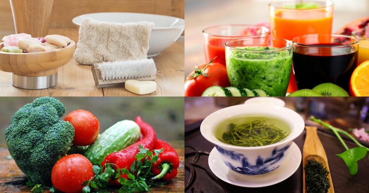 Диета Очищающая Витамины. Лучшие очищающие диеты для похудения и чистки организма