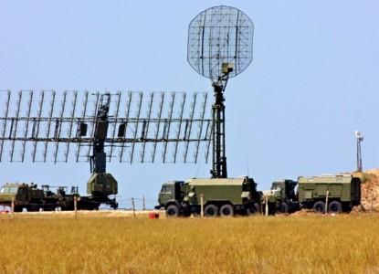 Над российскими городами развернули радиолокационную защиту