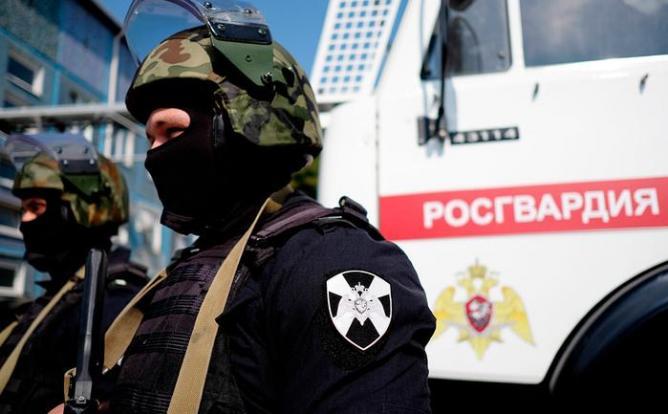 """Наречь охранников Кремля """"гв…"""