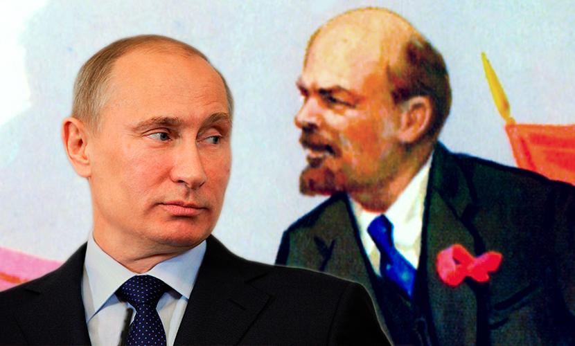 5 подрывных цитат Ленина, которыми он, возможно, так разгневал Путина