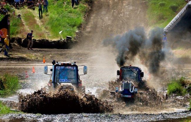 Самые необычные гонки в мире