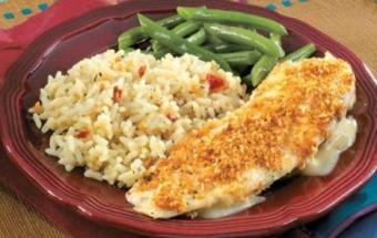 Рис на гарнир к рыбе