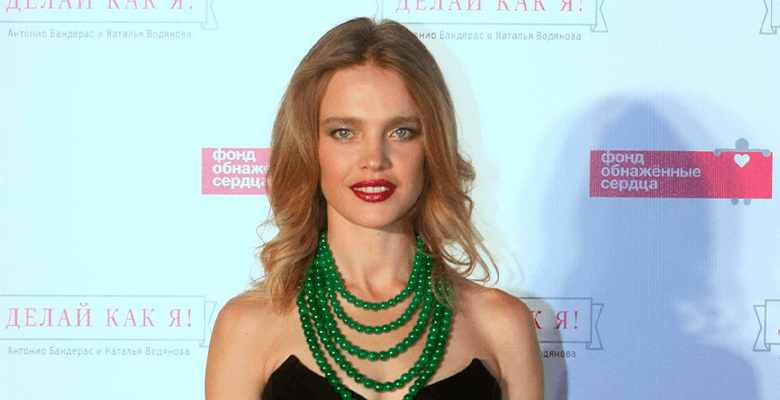 Наталья Водянова стала посло…