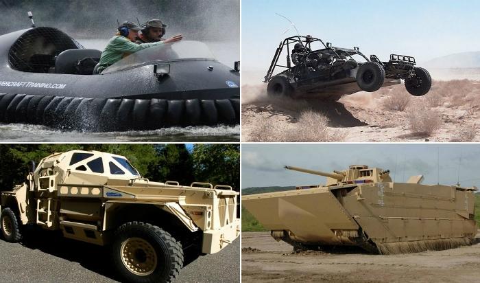 25 образцов военной техники для любителей настоящего хардкора