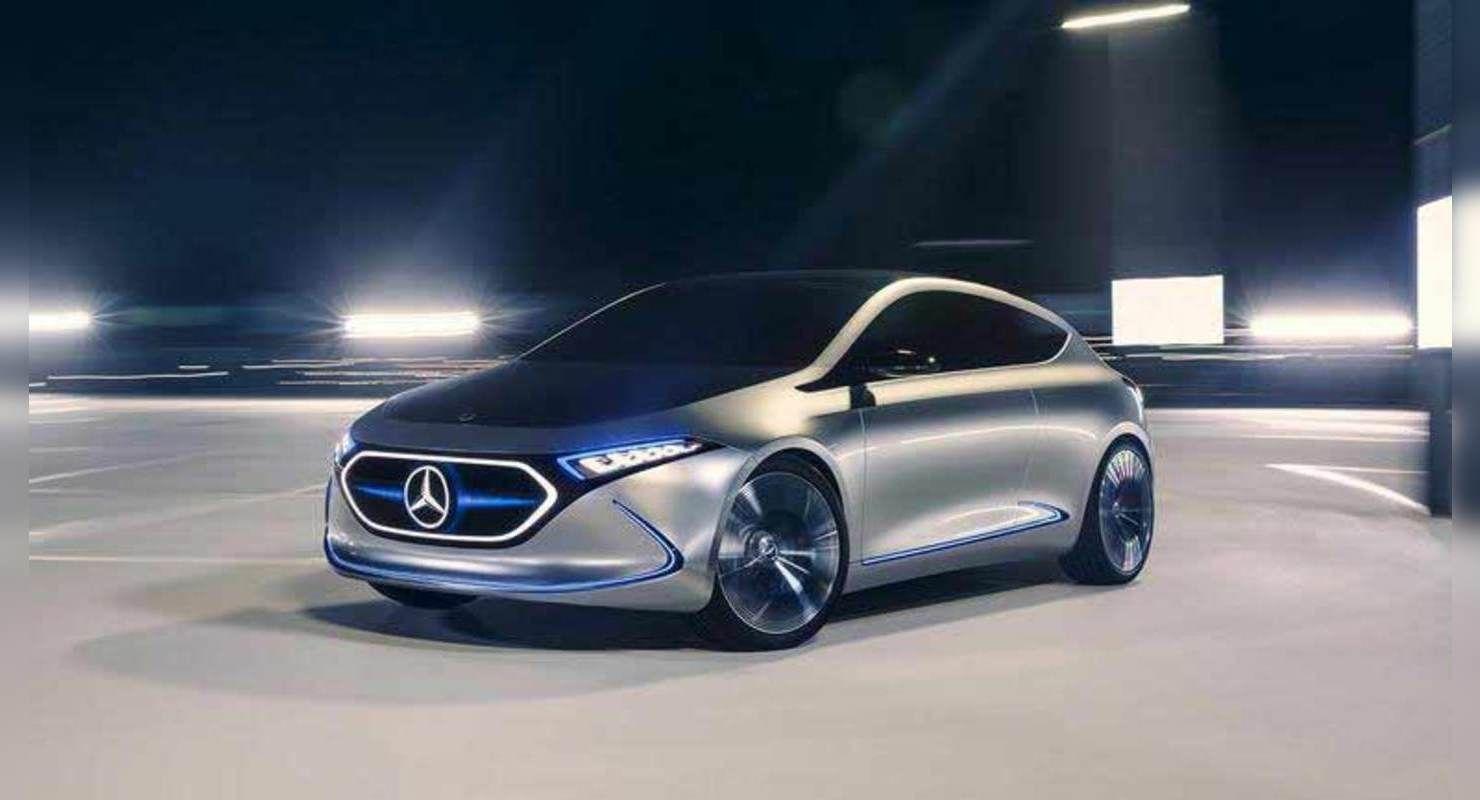 Немецкий автобренд Mercedes-Benz в 4-ом квартале прошлого года повысил реализации электрокаров Автомобили