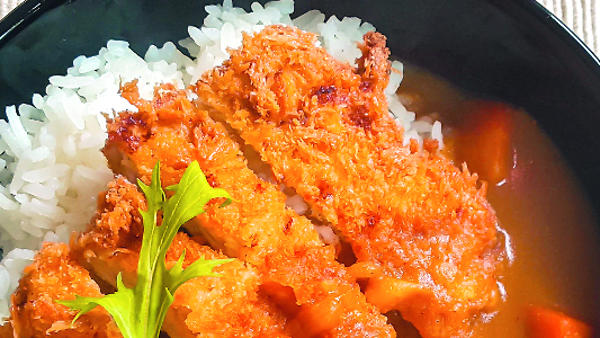 Каррирайс: рис с карри по-японски