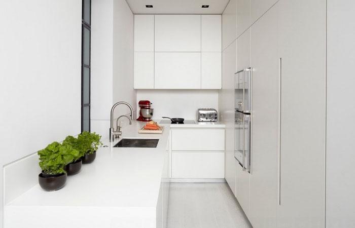 Интерьер кухни от TLA Studio aka Trevor Lahiff Architects