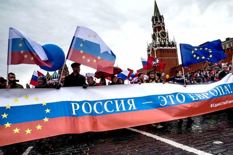 Между западом и востоком: Какой путь избрать России?